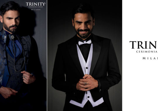 vestiti da sposo trinity